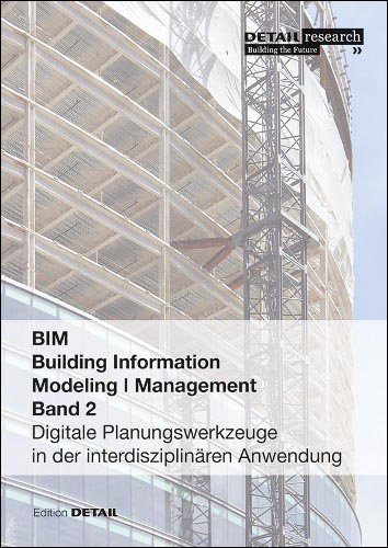 Cover BIM - Building Information Modeling I Management. Bd.2