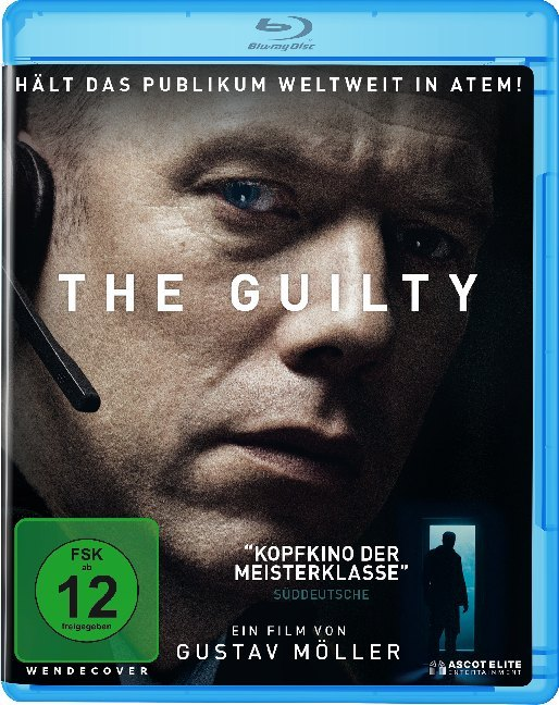 The Guilty, 1 Blu-ray