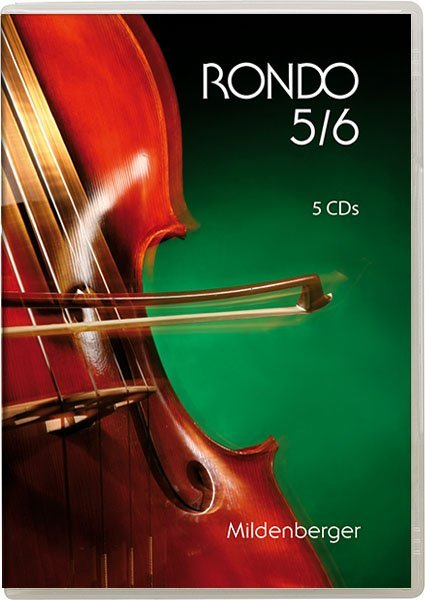 Cover RONDO 5/6 – Audio-CD