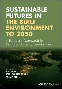 Cover Sustainable Futures in the Built Environment to 2050