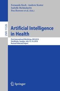 Cover Artificial Intelligence in Health