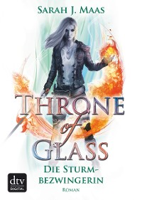 Cover Throne of Glass 5 – Die Sturmbezwingerin