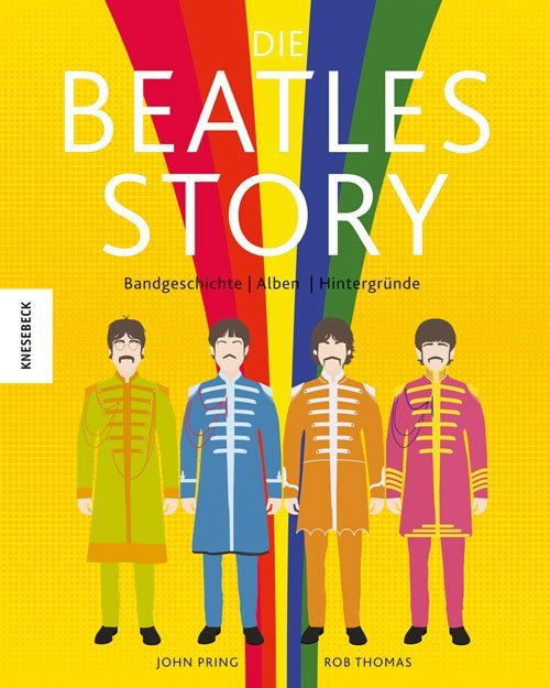 Die Beatles-Story