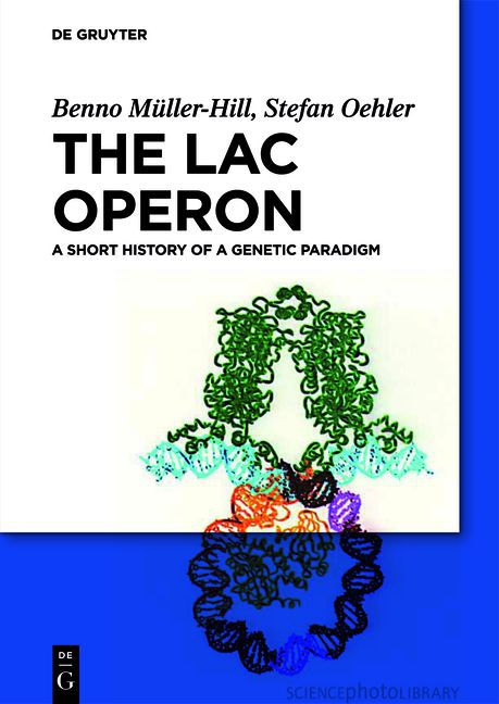 Cover The lac Operon