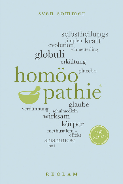 Cover Homöopathie