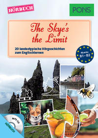 PONS Hörbuch The Skye's the Limit