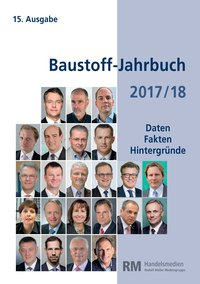 Cover Baustoff-Jahrbuch 2017/18