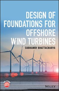 Cover Design of Foundations for Offshore Wind Turbines