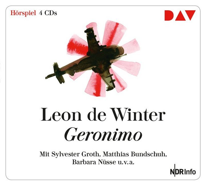 Geronimo, 4 Audio-CDs