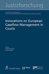 Cover Innovations on European Caseflow Management in Courts