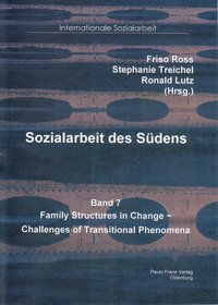 Cover Sozialarbeit des Südens / Familly Structures in Change
