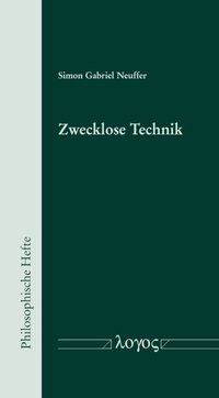 Cover Zwecklose Technik