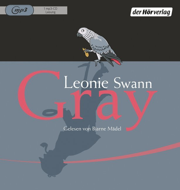 Cover Gray, 1 MP3-CD