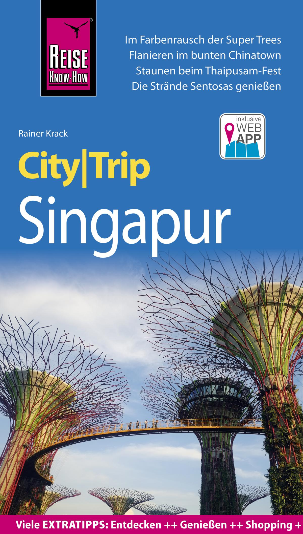 Cover Reise Know-How CityTrip Singapur