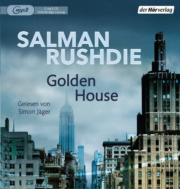 Cover Golden House, 2 MP3-CDs