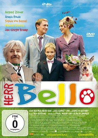 Cover Herr Bello, 1 DVD