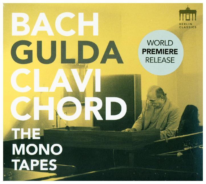 Cover Clavichord - The Mono Tapes, 1 Audio-CD