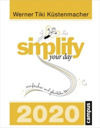 Cover simplify your day 2020
