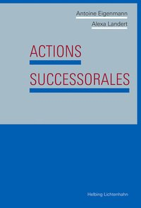 Cover Actions successorales