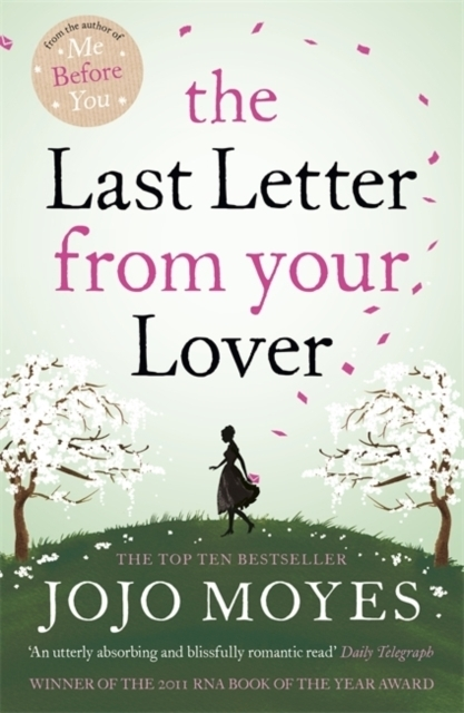 Cover The Last Letter from Your Lover