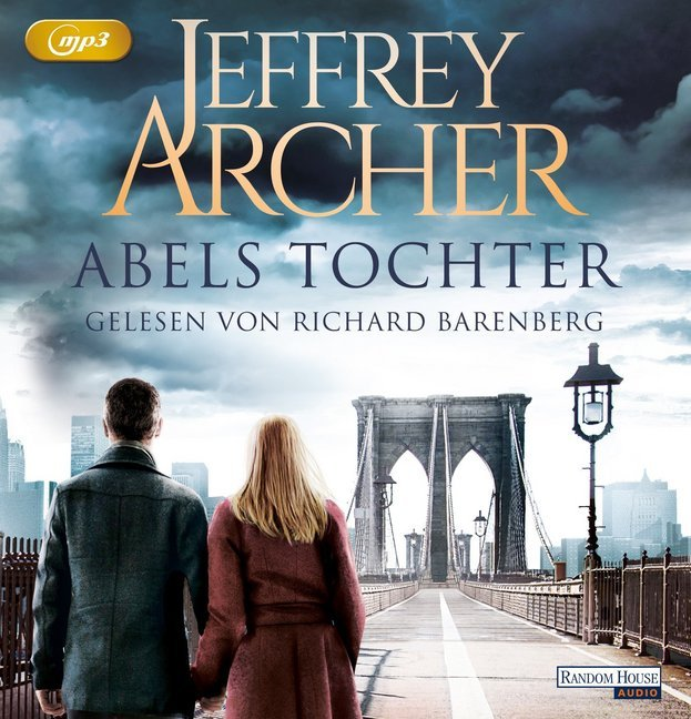 Cover Abels Tochter, 2 MP3-CDs