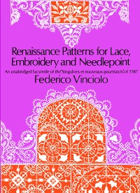 Cover Renaissance Patterns for Lace, Embroidery and Needlepoint
