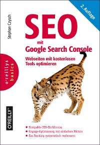Cover SEO mit Google Search Console Basics