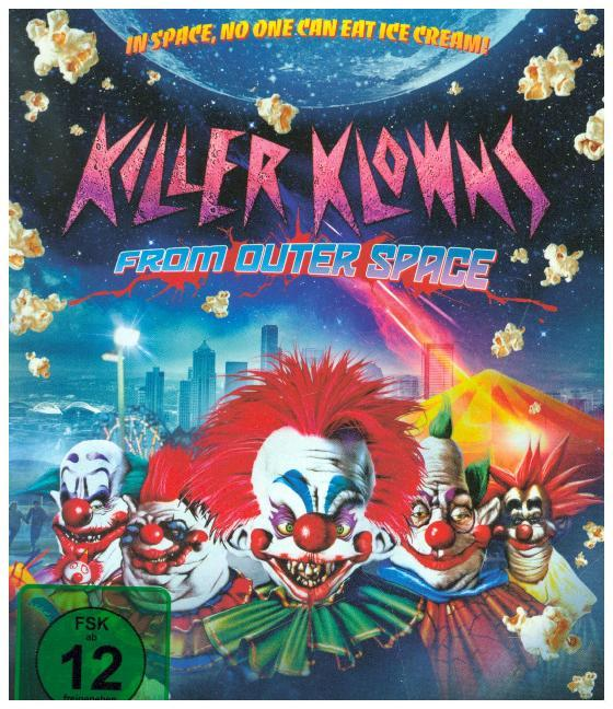 Killer Klowns from Outer Space (Mediabook)