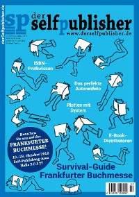 Cover der selfpublisher 3, 3-2016, Heft 3, September 2016