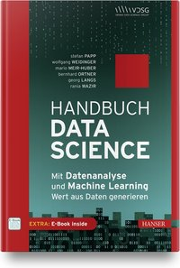 Cover Handbuch Data Science