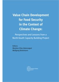 Cover Value Chain Development for Food Security in the Context of Climate Change