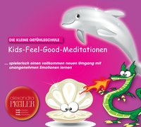 Cover Kids-Feel-Good-Meditationen, Audio-CD