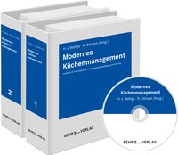 Cover Modernes Küchenmanagement