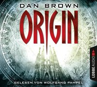 Cover Origin - Robert Langdon 5 (Gekürzt) Robert Langdon