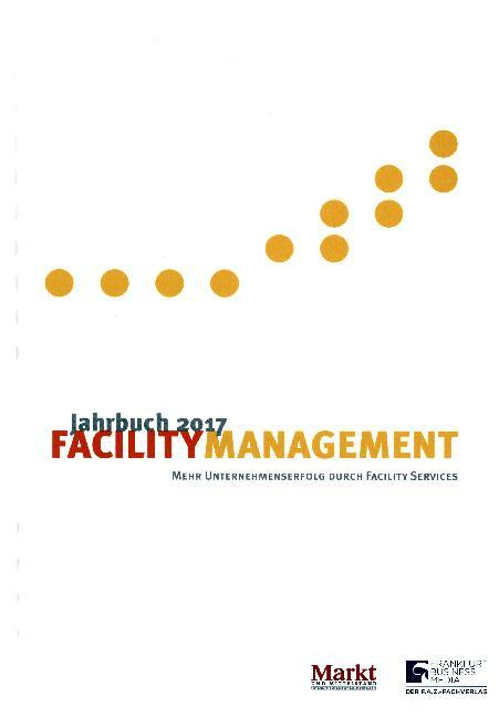 Cover Jahrbuch Facility Management 2017