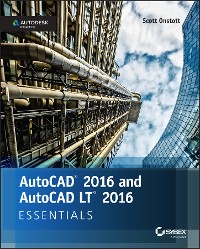 Cover AutoCAD 2016 and AutoCAD LT 2016 Essentials