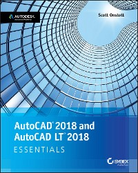 Cover AutoCAD 2018 and AutoCAD LT 2018 Essentials