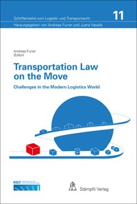 Cover Transportation Law on the Move