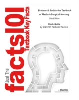 Cover e-Study Guide for: Brunner & Suddarths Textbook of Medical-Surgical Nursing by Suzanne C. Smeltzer Ph.D.