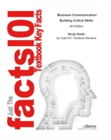 Cover e-Study Guide for: Business Communication: Building Critical Skills by Kitty Locker, ISBN 9780073377728