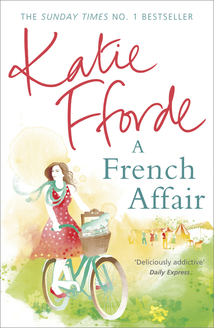 Cover A French Affair