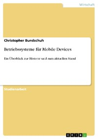 Cover Betriebssysteme für Mobile Devices