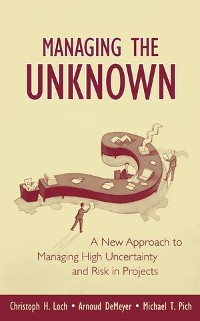Cover Managing the Unknown