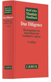Cover Beck'sches Mandatshandbuch Due Diligence