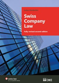 Cover Swiss Company Law