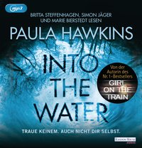 Cover Into the Water - Traue keinem. Auch nicht dir selbst., 2 MP3-CDs