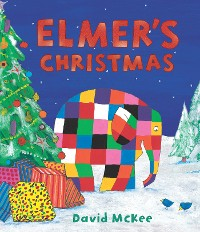 Cover Elmer's Christmas
