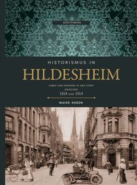 Cover Historismus in Hildesheim
