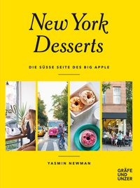 Cover New York Desserts