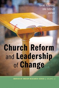 Cover Church Reform and Leadership of Change